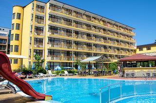 Hotel Trakia Garden - Bulgarien - Bulgarien: Sonnenstrand / Burgas / Nessebar