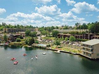 Hotel High Peaks Resort ehem. Hilton Lake Placid - USA - New York