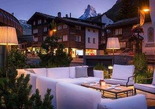 Grand Hotel Zermatterhof - Schweiz - Wallis