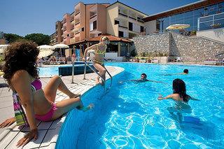 Hotel Albona Gesamtanlage