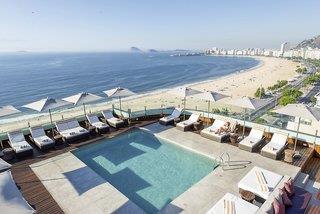 Hotel Porto Bay Rio Internacional - Brasilien - Brasilien: Rio de Janeiro & Umgebung