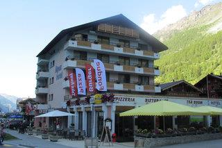 BEST WESTERN Alpenhotel - Schweiz - Wallis