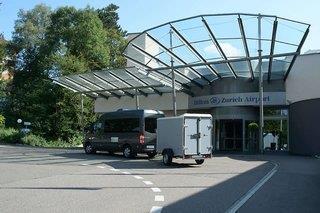Hotel Hilton Airport Zürich - Schweiz - Zürich