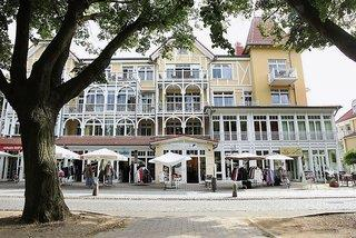 Hotel Upstalsboom Ferienwohnungen im Dünenschloss - Deutschland - Mecklenburg Ostseeküste