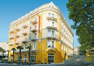 Hotel Bristol Opatija - Kroatien - Kroatien: Kvarner Bucht
