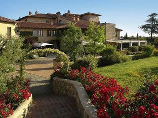 Hotel Relais Borgo Di Cortefreda - Italien - Toskana