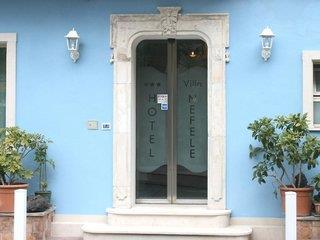 Hotel Nefele Villa - Italien - Sizilien