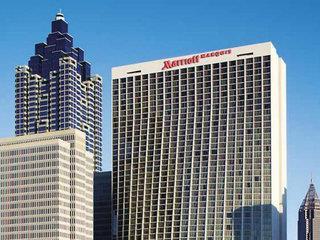 Hotel Marriott Atlanta Marquis