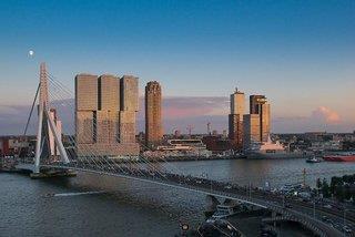 Hotel Inntel Rotterdam Centre - Rotterdam - Niederlande
