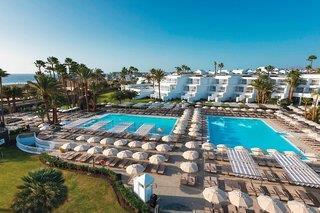 Hotel Riu Paraiso Lanzarote Resort Gesamtanlage - Playa de los Pocillos - Spanien