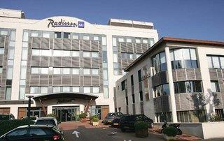 Hotel Radisson Blu Biarritz - Frankreich - Aquitanien