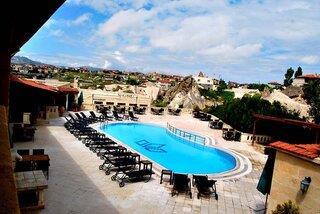 Hotel Burcu Kaya - Ortahisar - Türkei