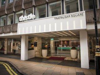 Hotel The Royal Trafalgar - Großbritannien & Nordirland - London & Südengland