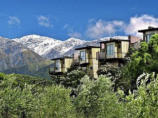 Hotel Hapuku Lodge - Neuseeland - Süd-Insel (Neuseeland)