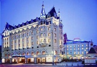 Hotel Marriott Royal Aurora - Russland - Russland - Moskau & Umgebung