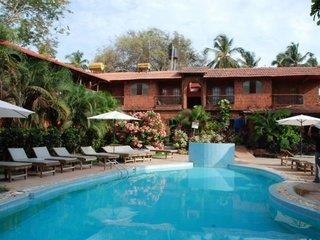 Hotel Marquis Beach Resort - Indien - Indien: Goa