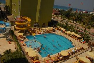 Hotel Sun Star Beach - Türkei - Side & Alanya