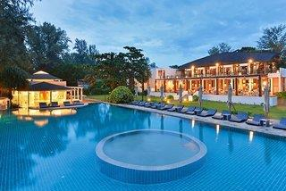Hotel Twin Lotus Resort & Spa - Insel Koh Lanta (Klong Dao Beach) - Thailand