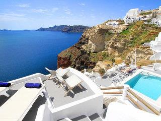 Hotel Caldera Villas - Griechenland - Santorin