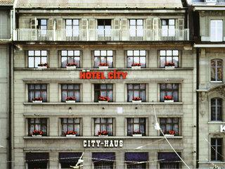 Hotel City am Bahnhof - Schweiz - Bern & Berner Oberland