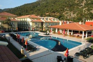 Hotel Mavruka - Türkei - Dalyan - Dalaman - Fethiye - Ölüdeniz - Kas