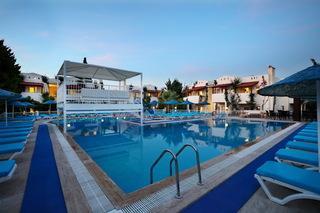 Hotel Summer Garden Apart - Türkei - Bodrum