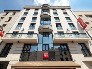 Hotel Ibis Bastille Rue de Reuilly