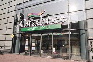 Hotel Citadines Grenoble - Frankreich - Rhone Alpes