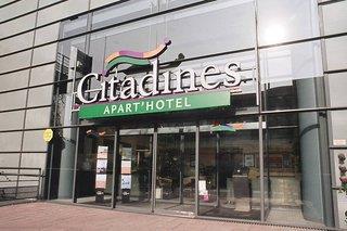 Hotel Citadines Lille Centre - Frankreich - Normandie & Picardie & Nord-Pas-de-Calais