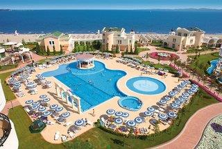 Hotel Sunset Resort Gesamtanlage - Pomorie - Bulgarien