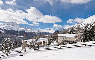 Hotel Randolins - St. Moritz - Schweiz