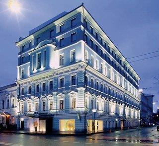 Hotel Golden Apple - Russland - Russland - Moskau & Umgebung