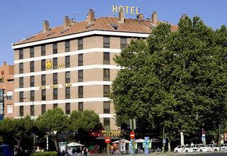 Hotel Puerta de Toledo - Spanien - Madrid & Umgebung