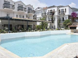 Hotel Magic Tulip Ölü Deniz - Türkei - Dalyan - Dalaman - Fethiye - Ölüdeniz - Kas
