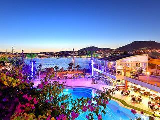 Hotel Tropicana Beach Appartements - Türkei - Bodrum