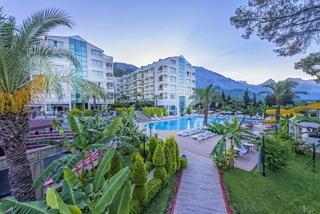 Hotel Grand Ring - Türkei - Kemer & Beldibi