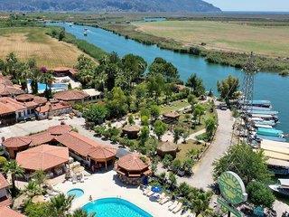 Hotel Portakal - Türkei - Dalyan - Dalaman - Fethiye - Ölüdeniz - Kas
