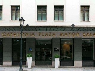 Hotel Catalonia Plaza Mayor Salamanca - Spanien - Zentral Spanien
