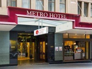 Hotel Metro on Pitt