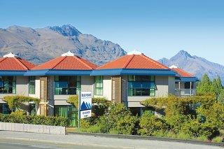 Hotel Blue Peaks Lodge - Neuseeland - Süd-Insel (Neuseeland)