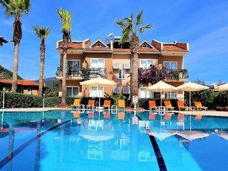 Hotel Dolunay Villa - Türkei - Dalyan - Dalaman - Fethiye - Ölüdeniz - Kas