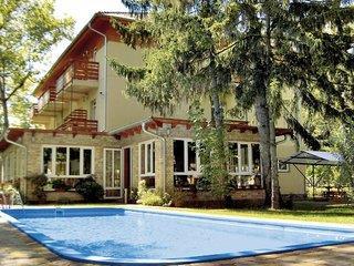 Hotel Dorottya Villa - Ungarn - Ungarn: Plattensee / Balaton