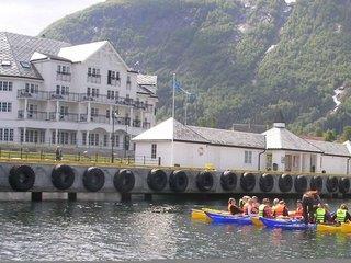 Hotel Quality Resort Voeringsfoss - Norwegen - Norwegen