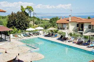 Hotel Medusa - Kriopigi - Griechenland