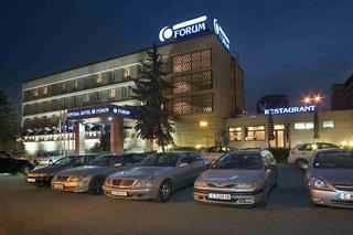 Hotel Central Forum - Sofia - Bulgarien