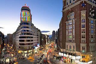 Hotel Vincci Capitol - Spanien - Madrid & Umgebung