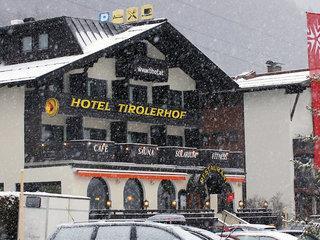 Hotel Tirolerhof St.Anton