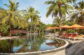 Hotel Hilton Iru Fushi Beach & Spa Resort - Noonu (Süd Miladhunmadulu) Atoll - Malediven