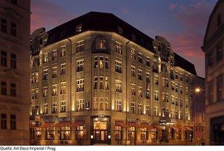 Hotel Art Deco Imperial Prag - Tschechien - Tschechien