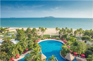Hotel Narada Resort & Spa ehem. Kempinski Resort & Spa Sanya